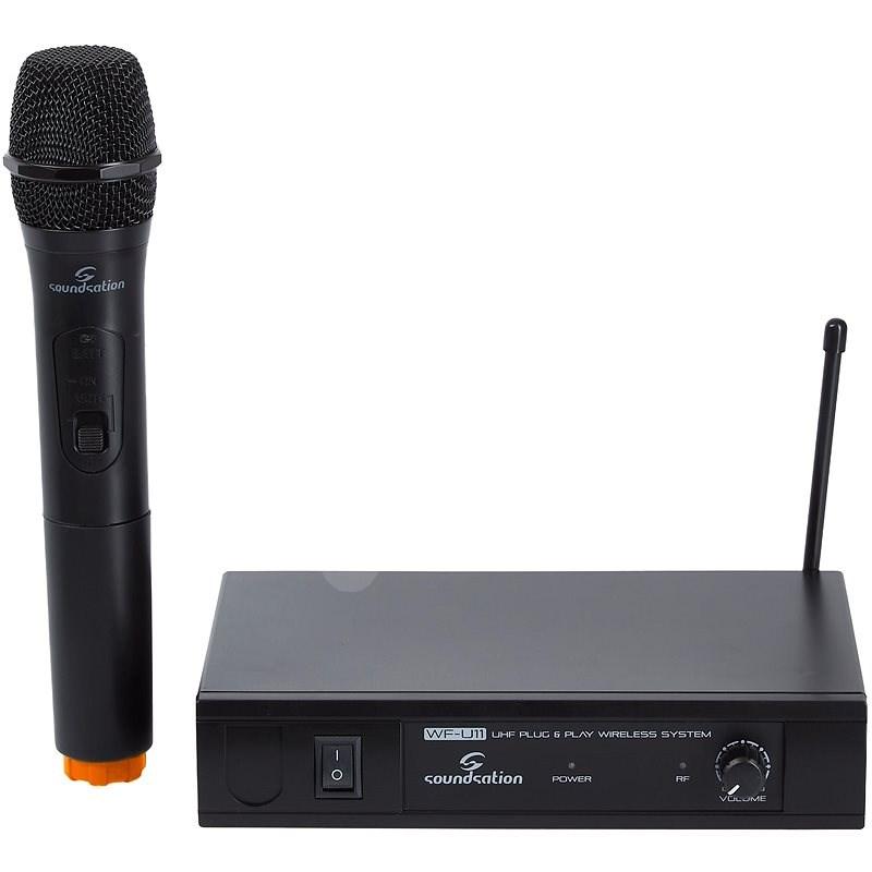 SOUNDSATION WF-U11HD - Bezdrôtový systém