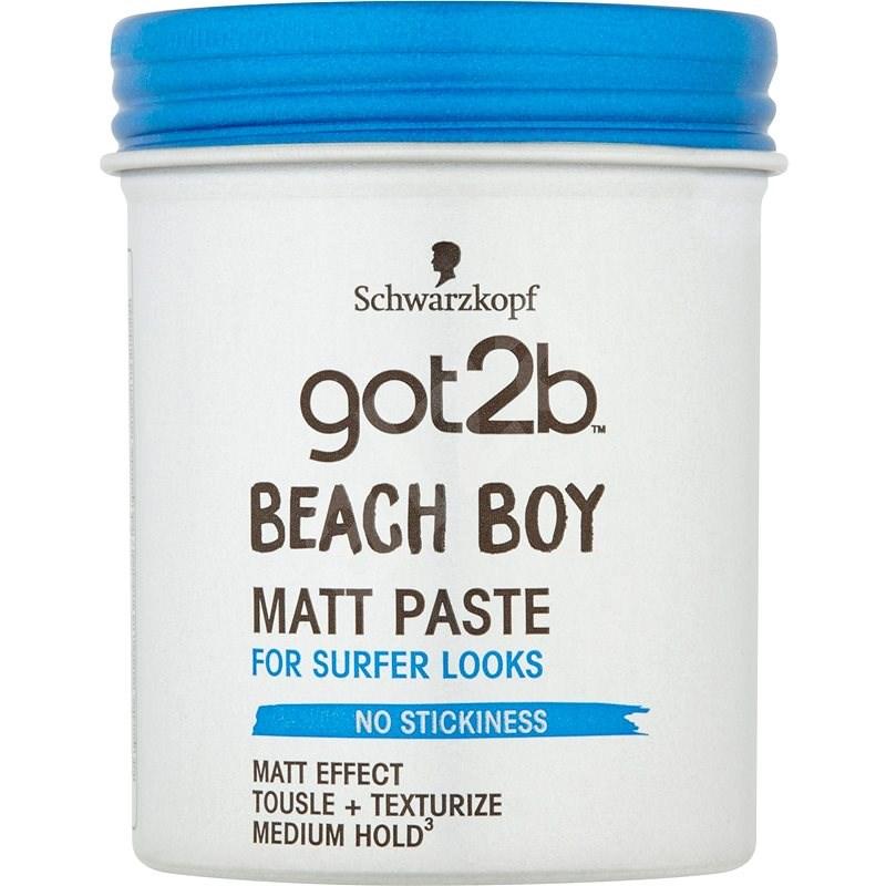 SCHWARZKOPF got2b Beach Boy 100 ml - Pasta na vlasy