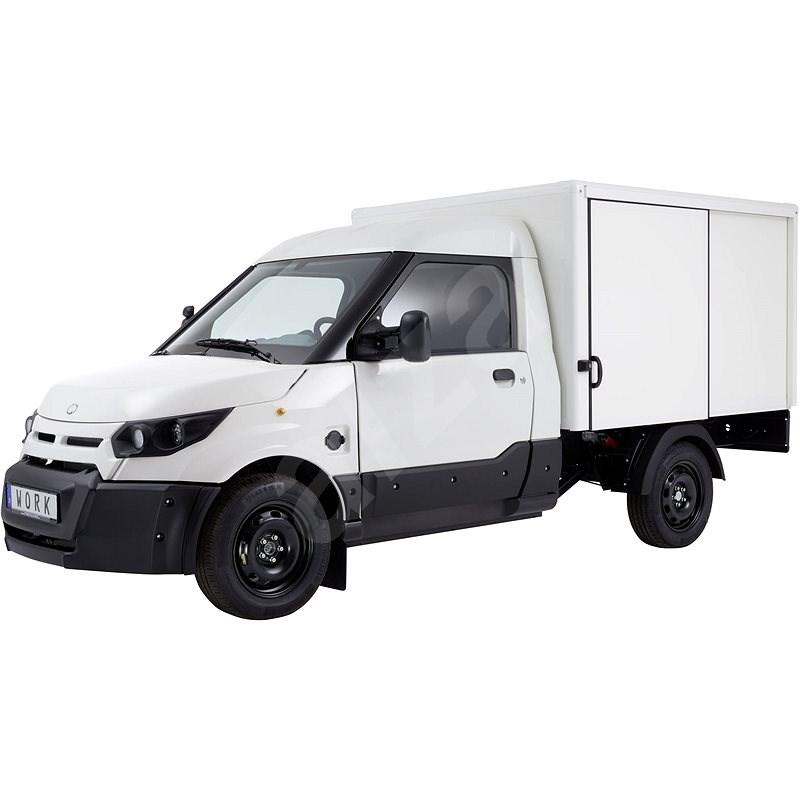 Streetscooter Work Box - Elektromobil
