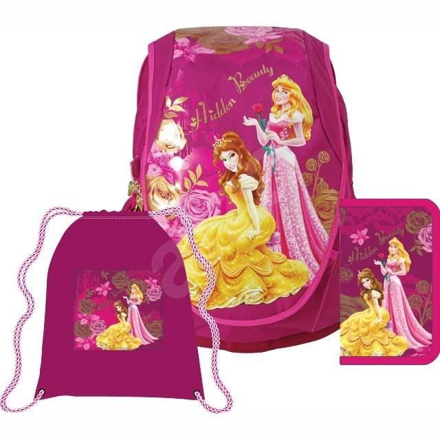 Anatomický batoh Abb Set - Disney Princezné - Školská súprava