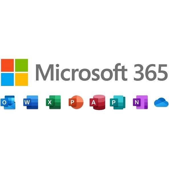 Microsoft 365 Apps for Business (mesačné predplatné) - Kancelársky softvér