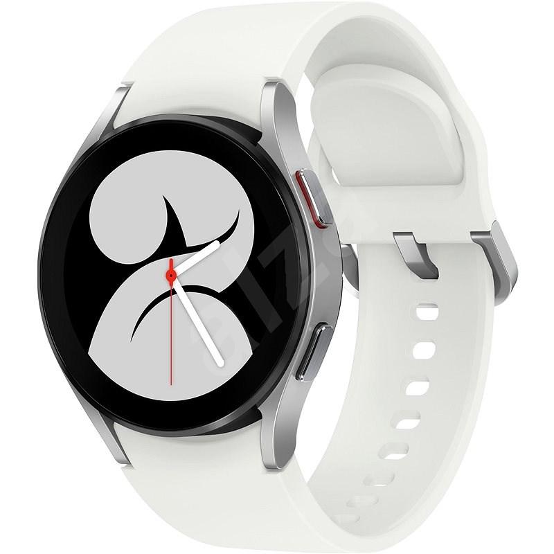 Samsung Galaxy Watch 4 40 mm strieborné - Smart hodinky