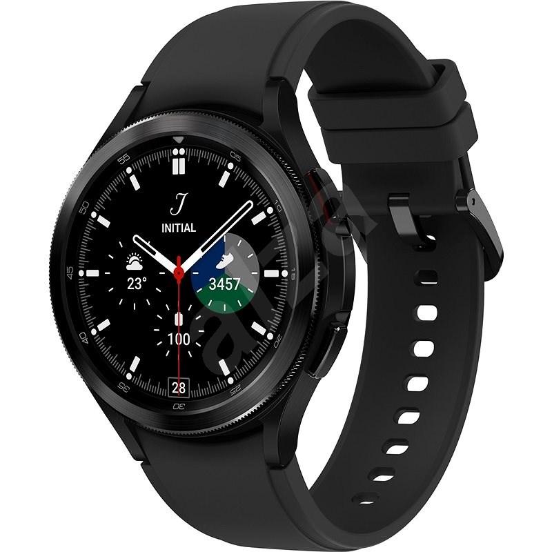 Samsung Galaxy Watch 4 Classic 46 mm čierne - Smart hodinky