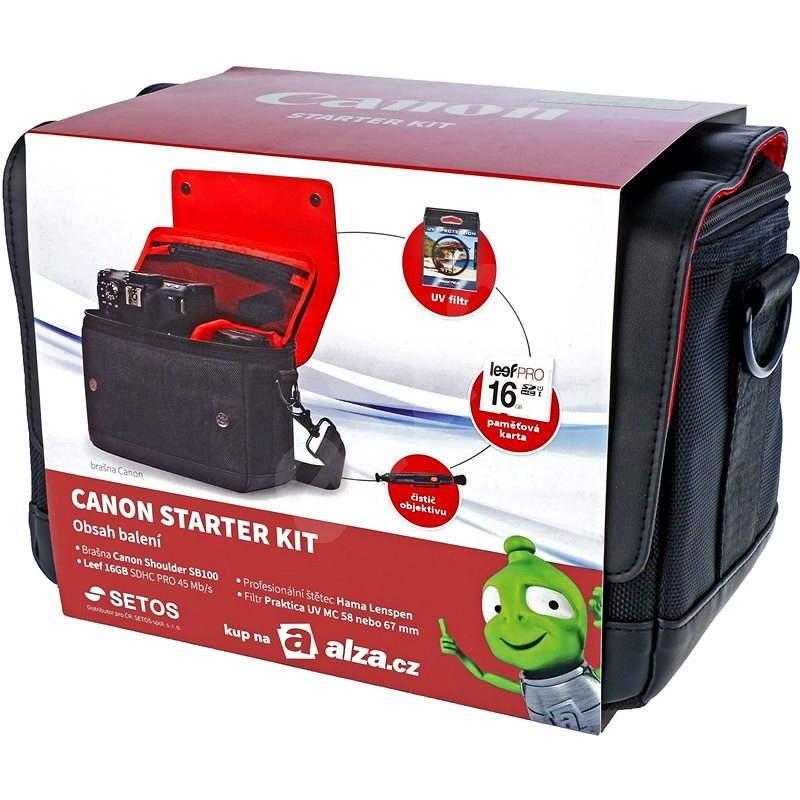 Canon Starter Kit - 58mm - Príslušenstvo