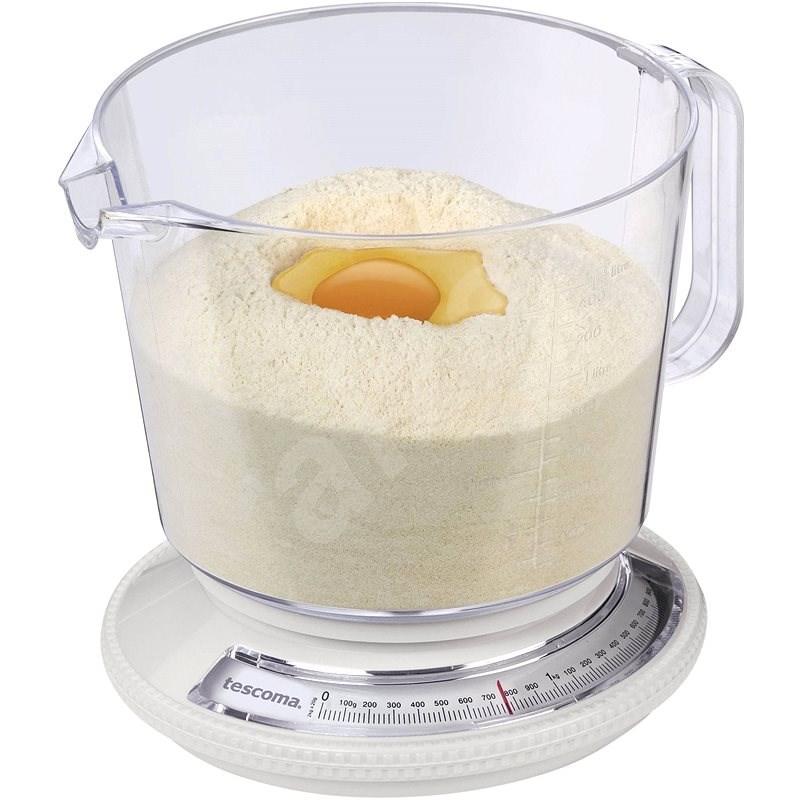 Tescoma Kuchynské váhy dovažovacie DELÍCIA 2.2 kg - Kuchynská váha
