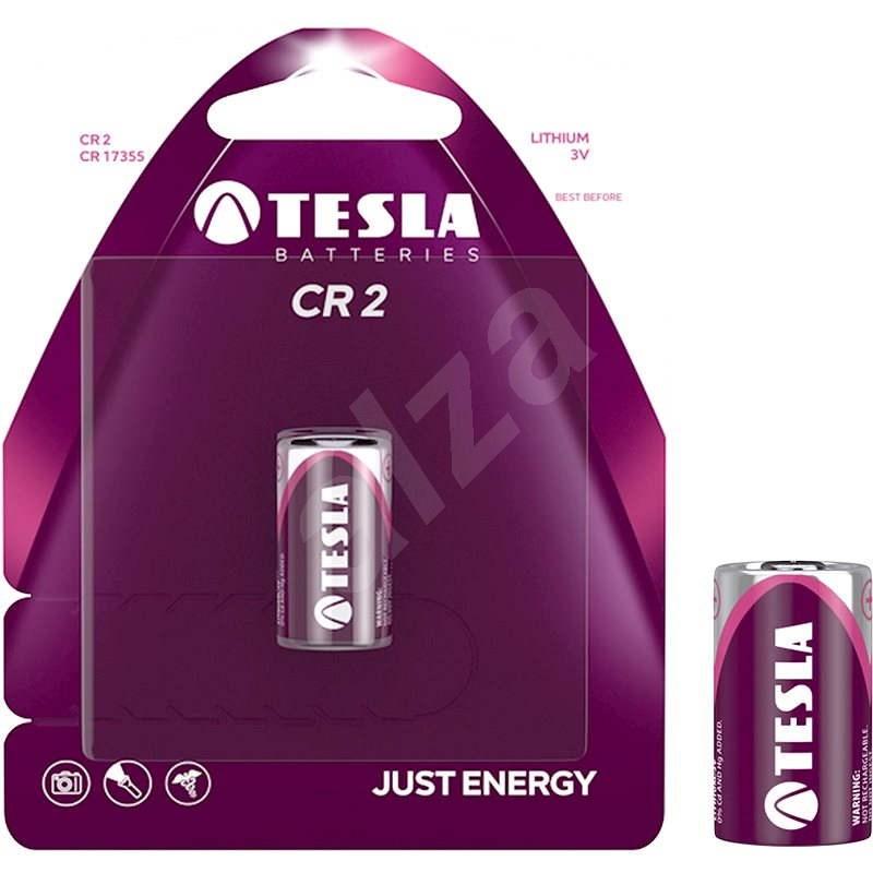 Tesla Batérie CR2 1ks - Jednorazová batéria
