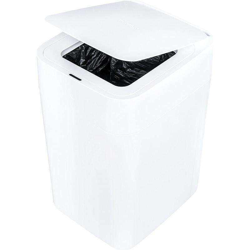 Townew T1 Smart Trash Can (white) + 1 Regular Refill Ring - Bezdotykový odpadkový kôš