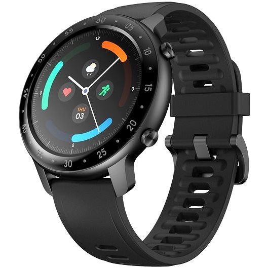 TicWatch GTX Black - Smart hodinky