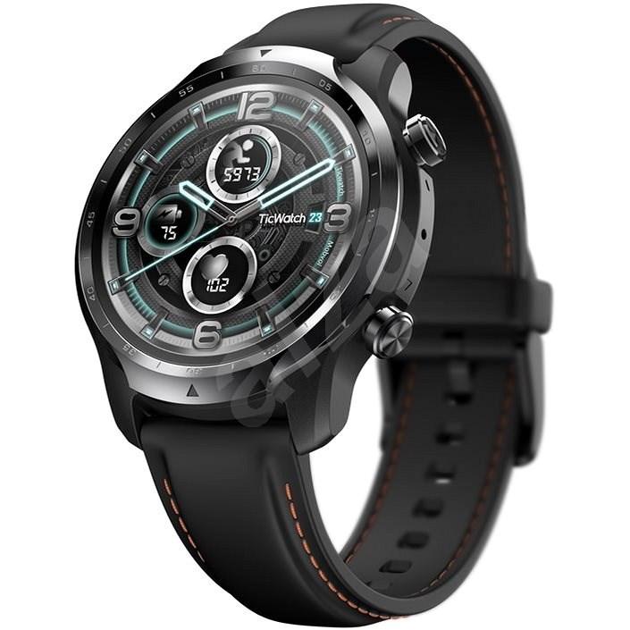 TicWatch Pro 3 GPS Black - Smart hodinky