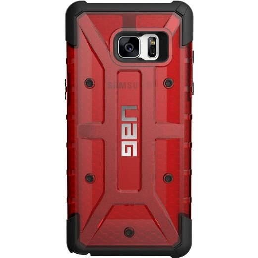 UAG Magma Red Samsung Galaxy Note 7 - Ochranný kryt