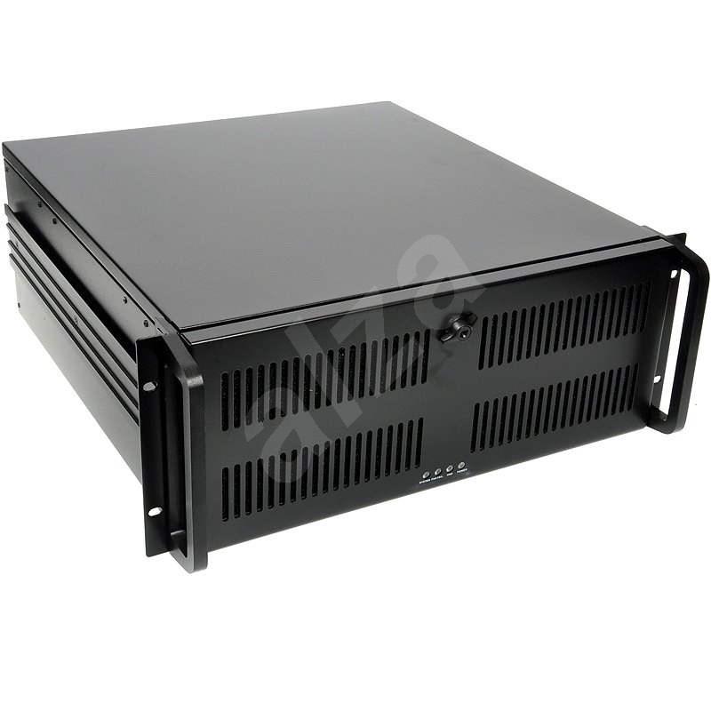 Eurocase IPC 4U-500 čierna - PC skrinka