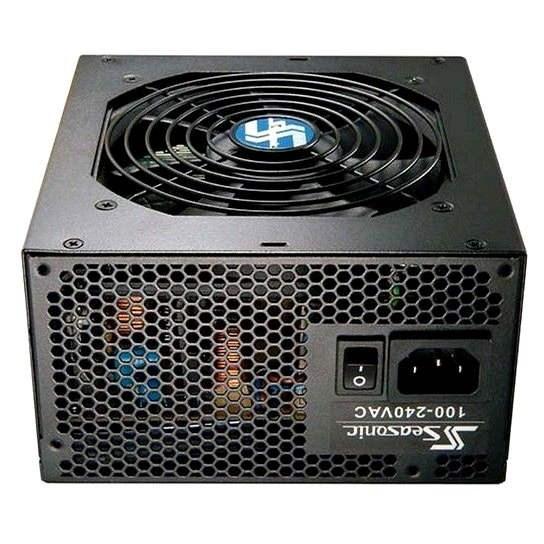 Seasonic M12II-520 Evo - PC zdroj
