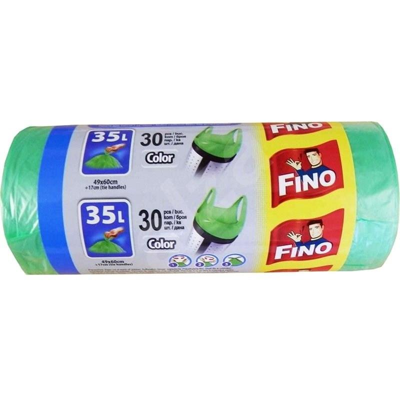 FINO Color 35 l, 30 ks - Vrecia na odpad