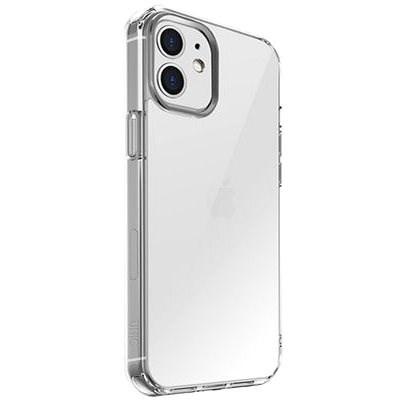 Uniq Hybrid iPhone 12 mini LifePro Xtreme Antimicrobial Crystal Clear - Kryt na mobil