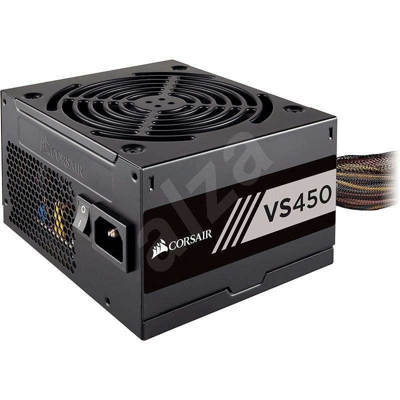 Corsair VS450 White Certified - PC zdroj