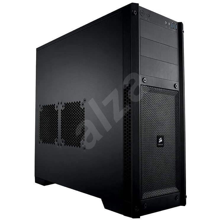 Corsair 300R Carbide Series čierna - PC skrinka