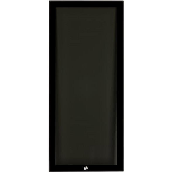 Corsair 220T RGB Front Tempered Glass Panel Black - Predný panel