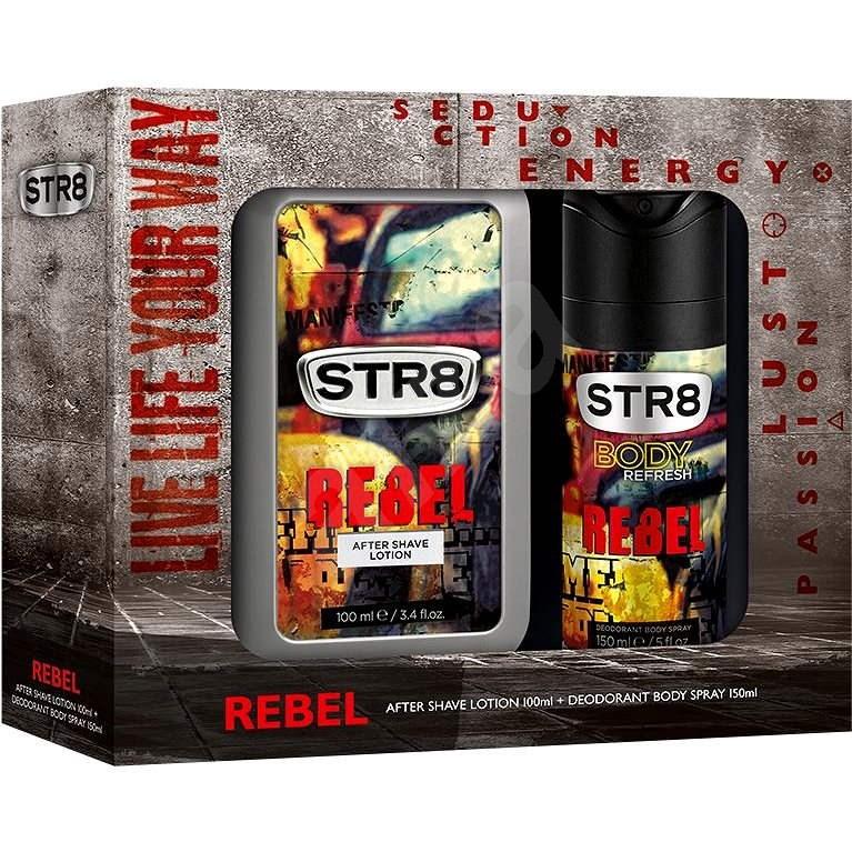 STR8 Rebel kazeta - Darčeková kozmetická sada