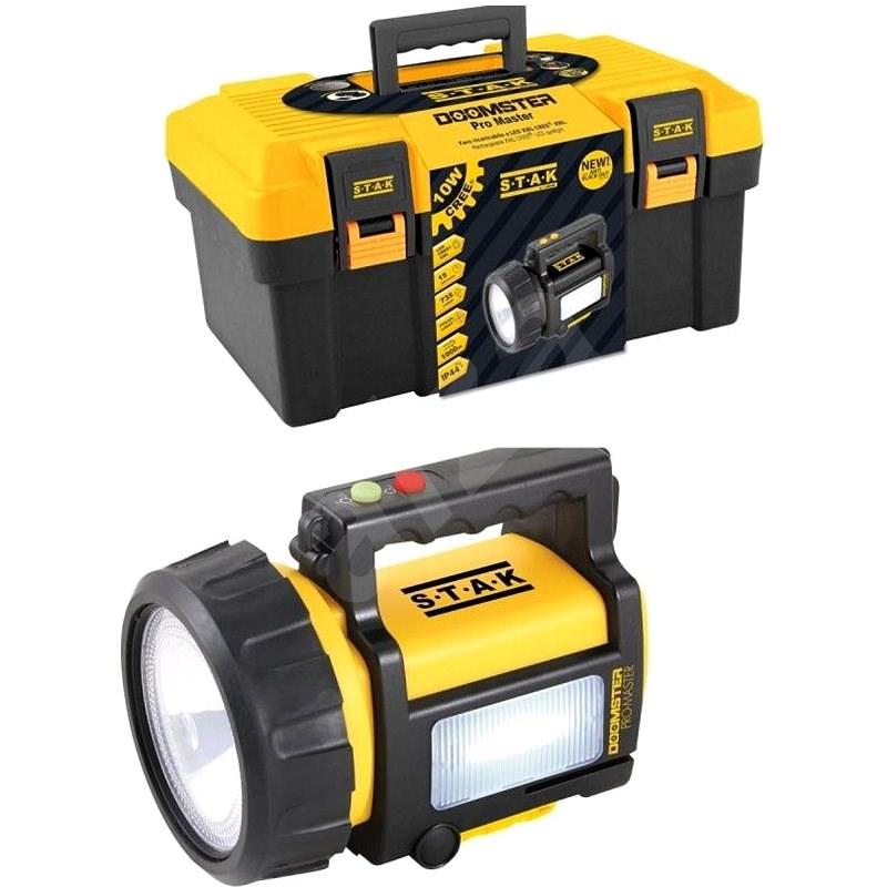 VELAMP ST999-10L reflektor 10 W s bohatou výbavou - LED reflektor