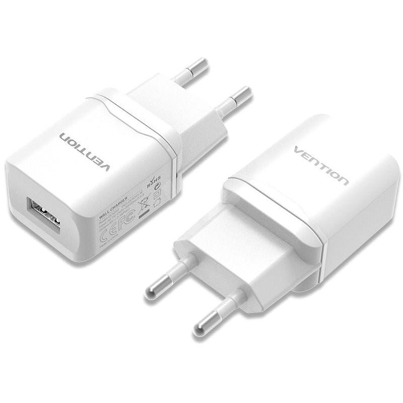 Vention Smart USB Wall Charger 10,5 W White - Nabíjačka do siete