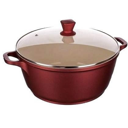 BANQUET Gourmet Ceramia Hrniec s pokr. 6,5 l, 28 cm A11380 - Hrniec