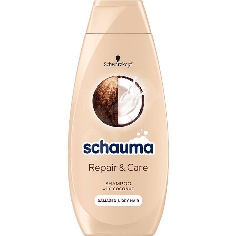 SCHWARZKOPF SCHAUMA Repair&Care 400 ml - Šampón