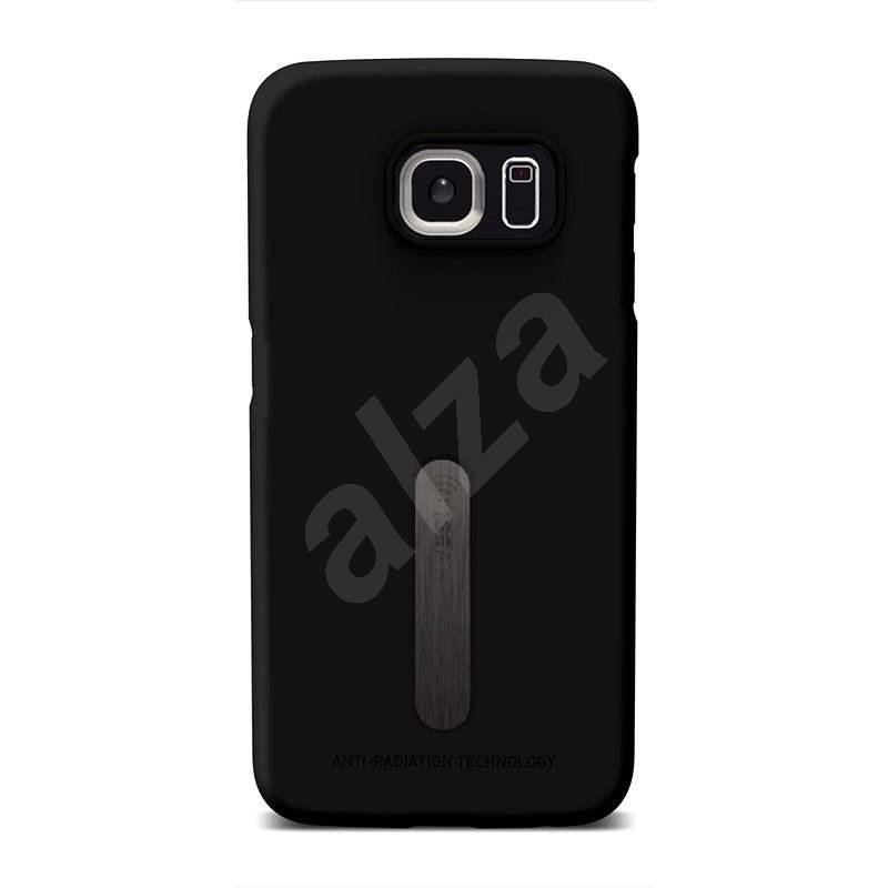 Vest Anti-Radiation pre Samsung Galaxy S6 edge čierny - Ochranný kryt