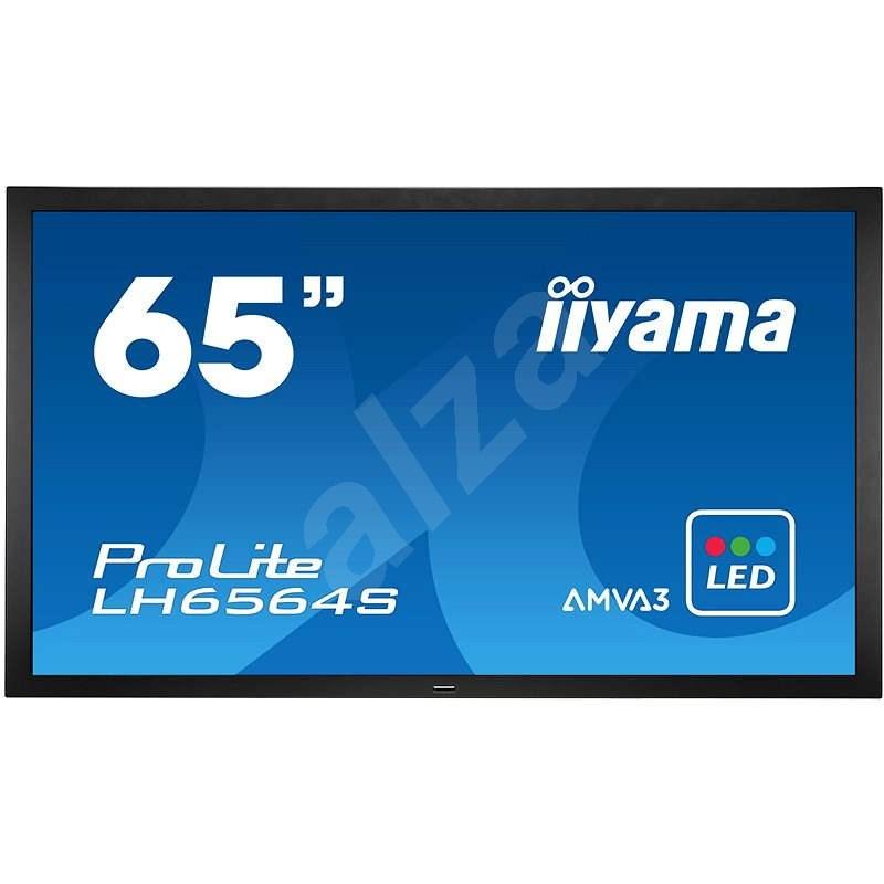"""65"""" iiyama ProLite LH6564S - Veľkoformátový displej"""