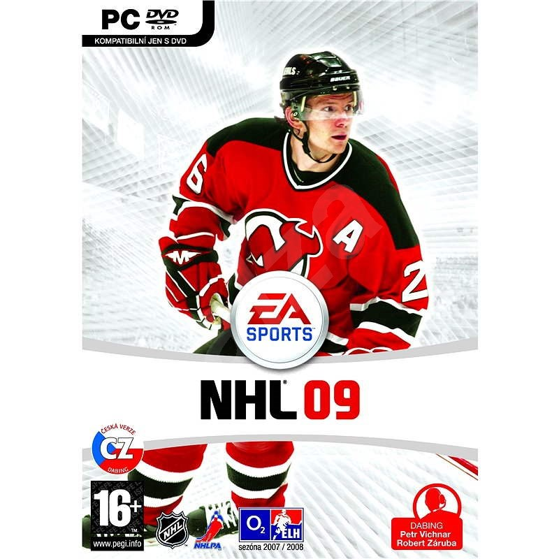 NHL 09 CZ - Hra na PC
