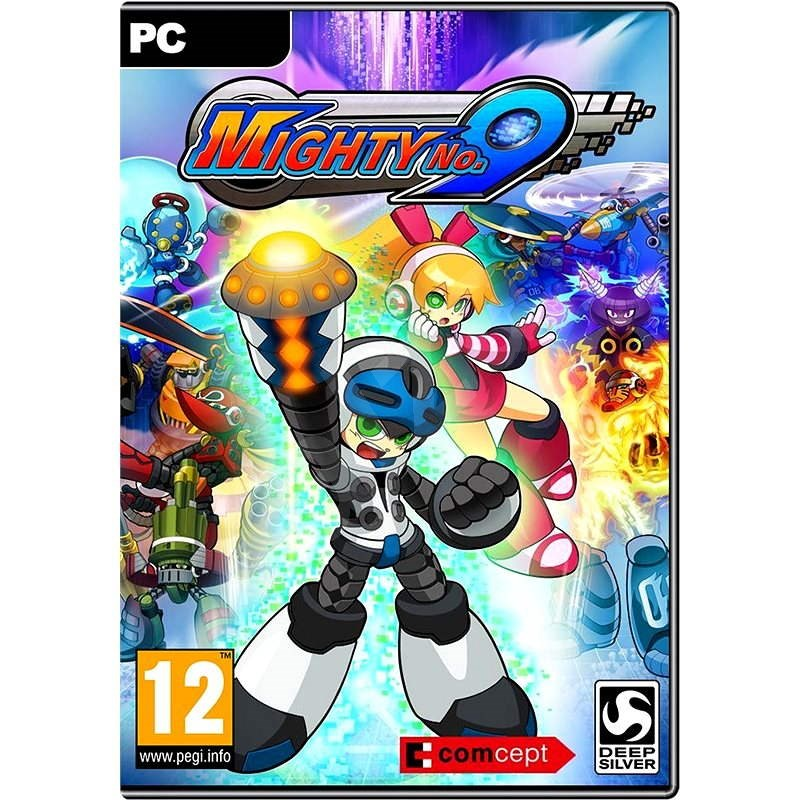 Mighty No.9 - Hra na PC