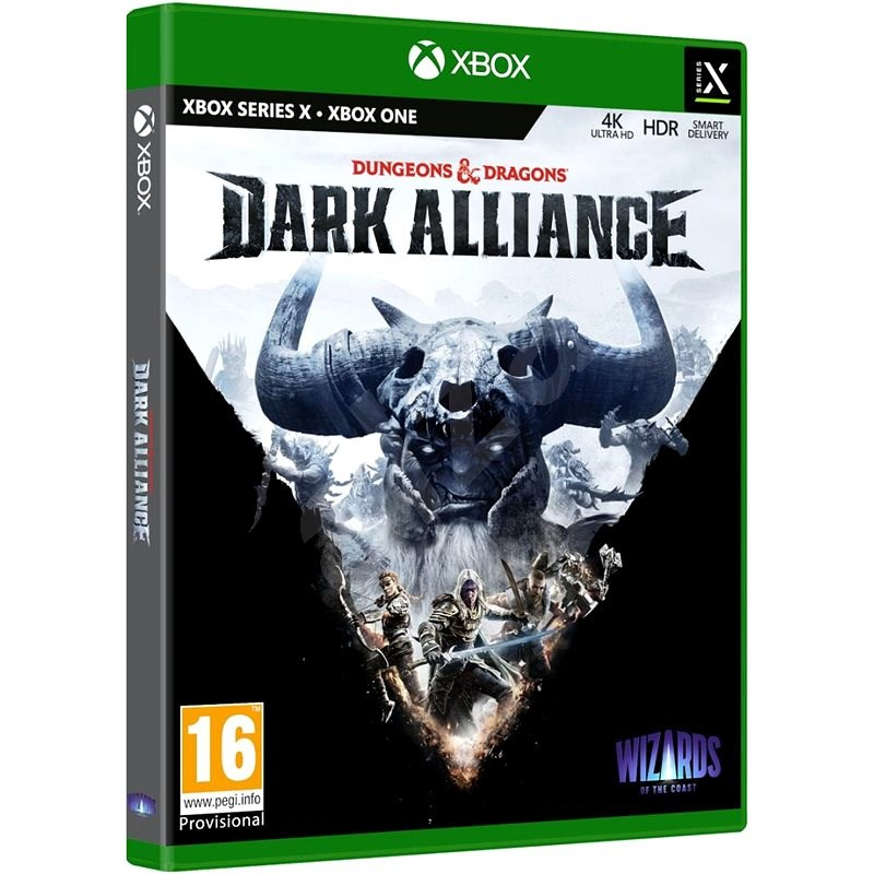 Dungeons and Dragons: Dark Alliance – Steelbook Edition – Xbox - Hra na konzolu