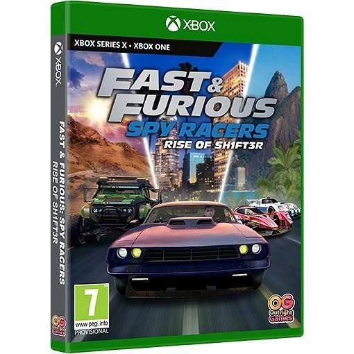 Fast and Furious Spy Racers: Rise of Sh1ft3r – Xbox - Hra na konzolu