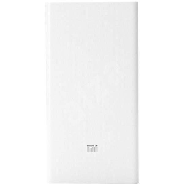 Xiaomi Power Bank 20000 mAh Dual Quick Charge White - Powerbank