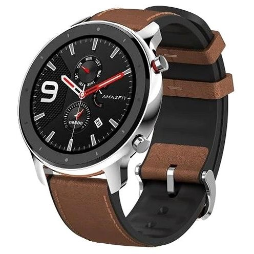 Xiaomi Amazfit GTR 47 mm Stainless Steel - Smart hodinky