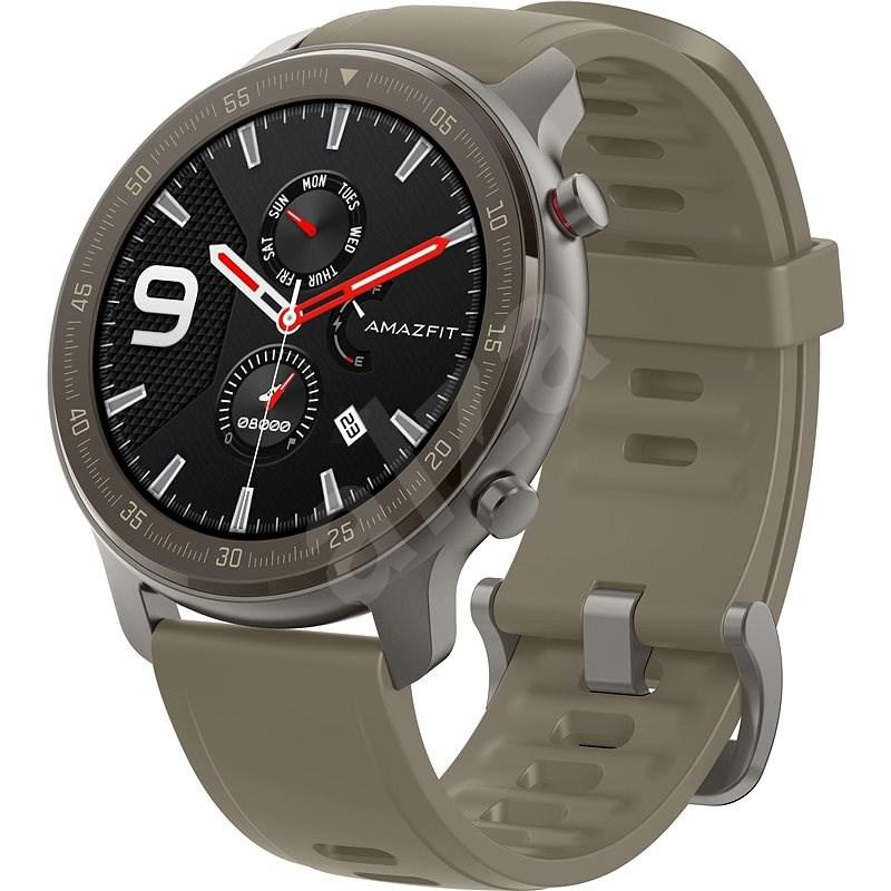 Xiaomi Amazfit GTR 47mm Titanium - Smart hodinky