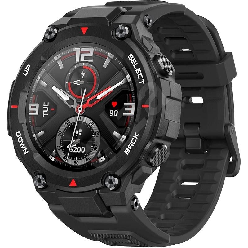 Amazfit T-Rex Rock Black - Smart hodinky