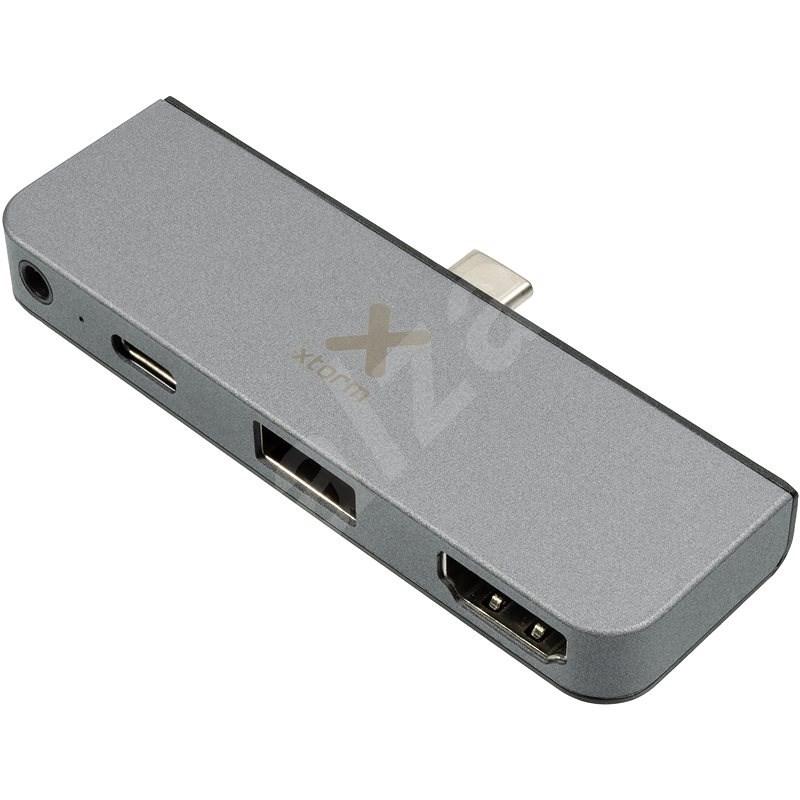 Xtorm USB-C Hub 4-in-1 - Replikátor portov