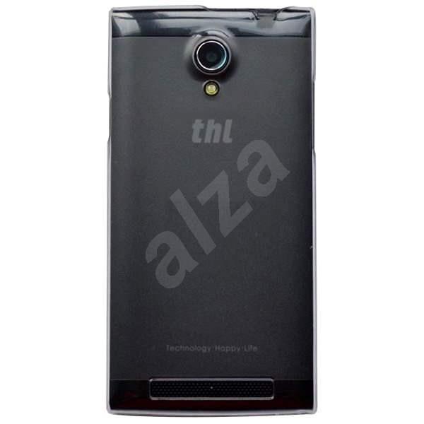 THL Cover Silikónový transparentný (pre T6s Infinity) - Ochranný kryt
