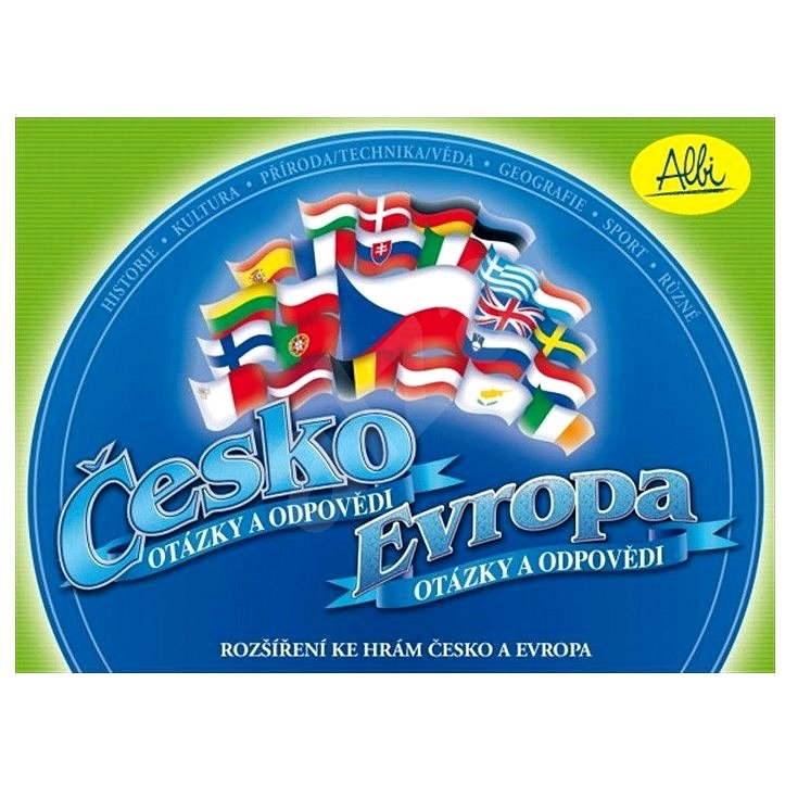 Česko a Evropa - Rozšírenie spoločenskej hry
