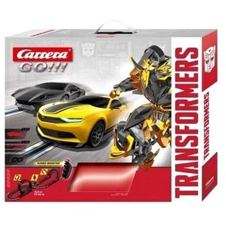 Carrera GO Transformers Lockdown Chall - Autodráha