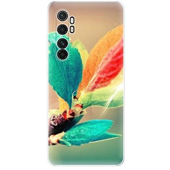 iSaprio Autumn na Xiaomi Mi Note 10 Lite - Kryt na mobil