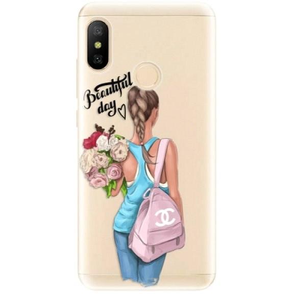 iSaprio Beautiful Day pre Xiaomi Mi A2 Lite - Kryt na mobil