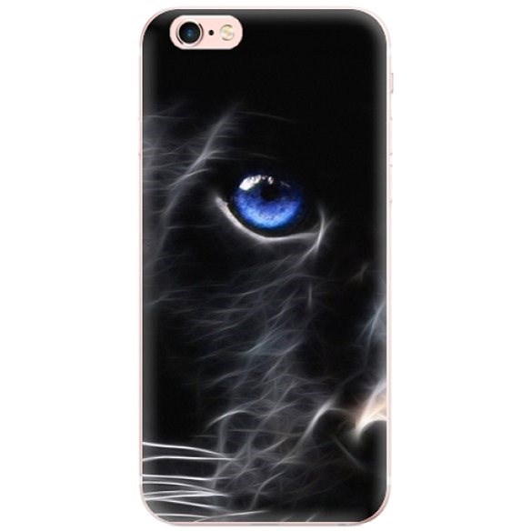 iSaprio Black Puma na iPhone 6 Plus - Kryt na mobil