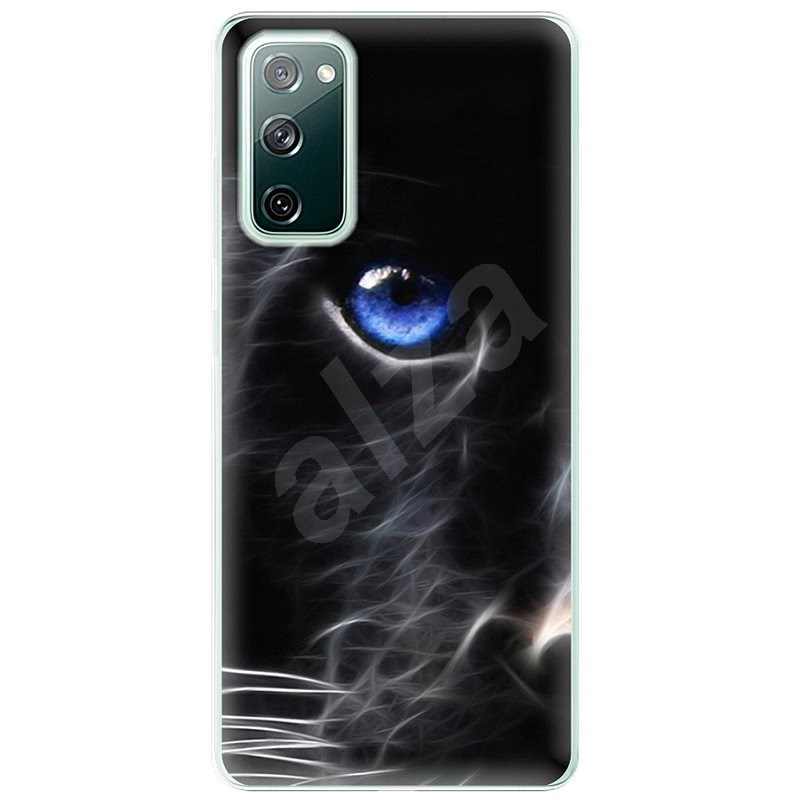 iSaprio Black Puma pre Samsung Galaxy S20 FE - Kryt na mobil