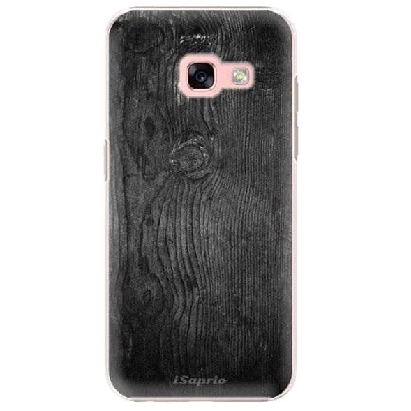 iSaprio Black Wood pre Samsung Galaxy A3 2017 - Kryt na mobil