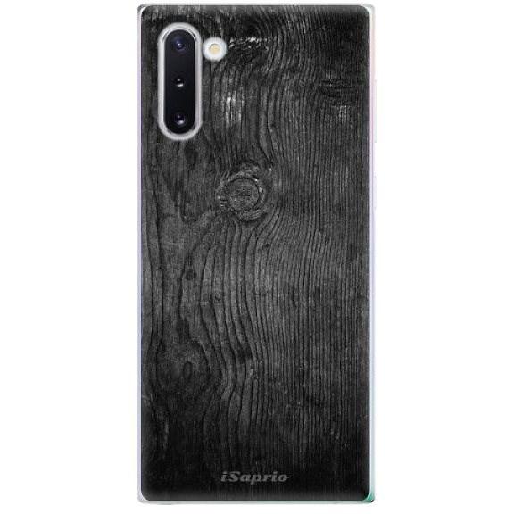 iSaprio Black Wood na Samsung Galaxy Note 10 - Kryt na mobil
