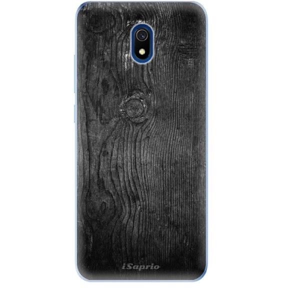 iSaprio Black Wood pre Xiaomi Redmi 8A - Kryt na mobil
