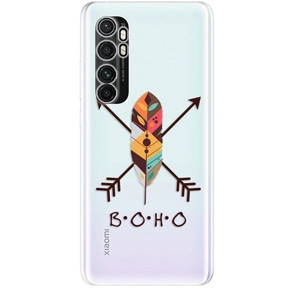 iSaprio BOHO na Xiaomi Mi Note 10 Lite - Kryt na mobil