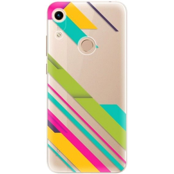 iSaprio Color Stripes 03 na Honor 8A - Kryt na mobil