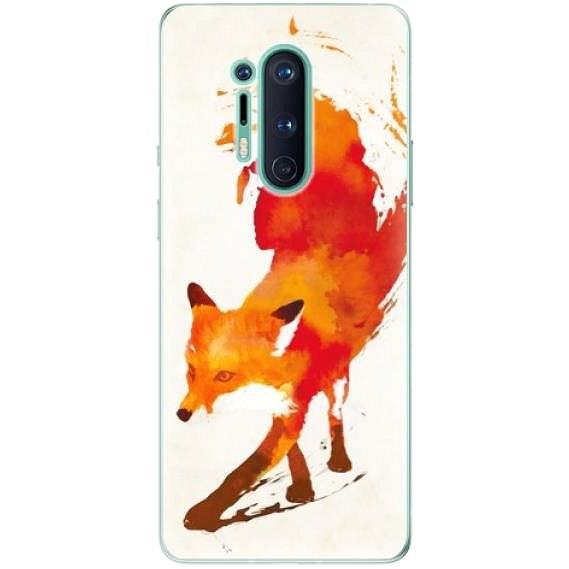 iSaprio Fast Fox na OnePlus 8 Pro - Kryt na mobil